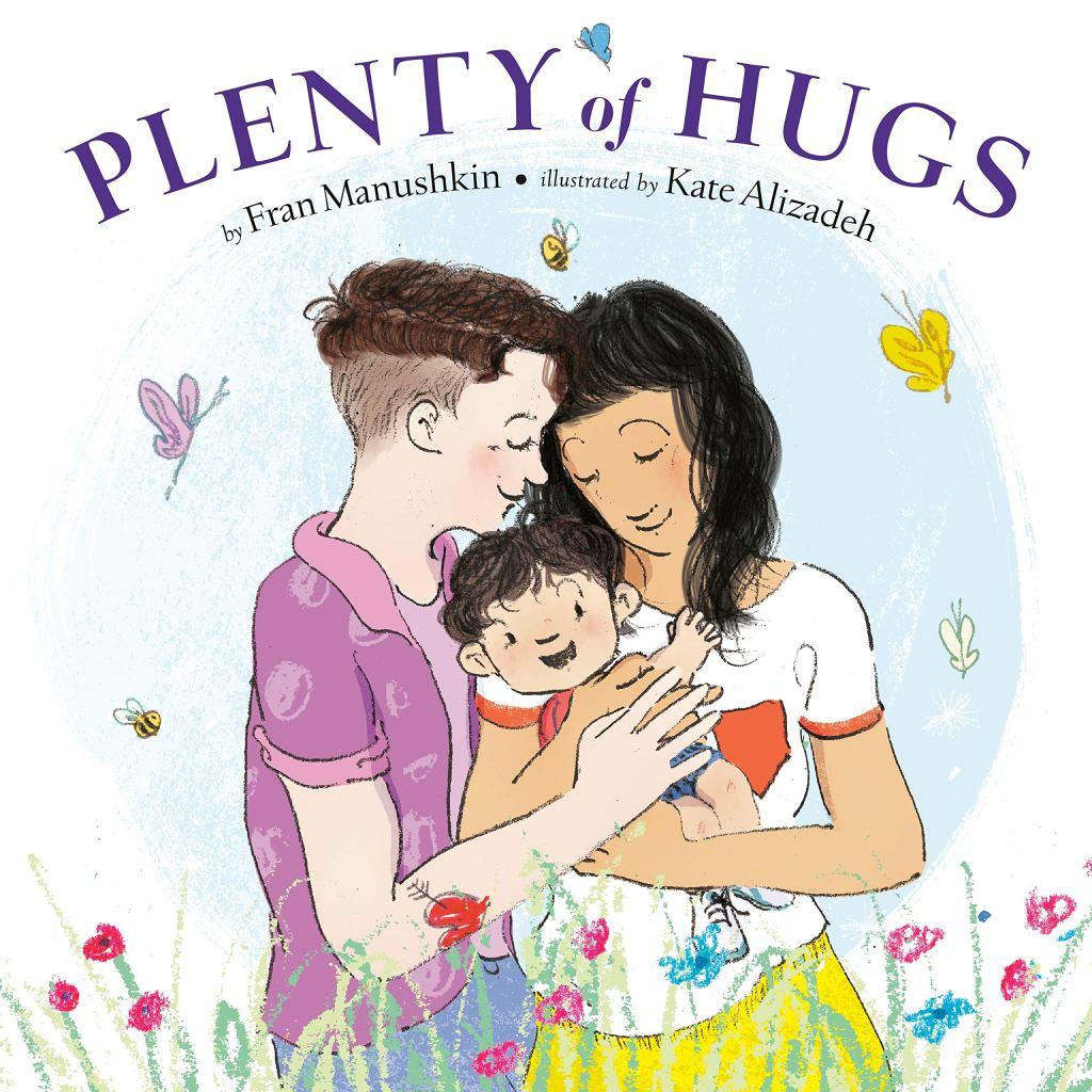 Plenty of Hugs by Fran Manushkin book cover