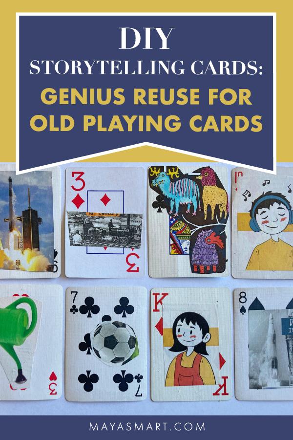 DIY Storytelling Cards pin