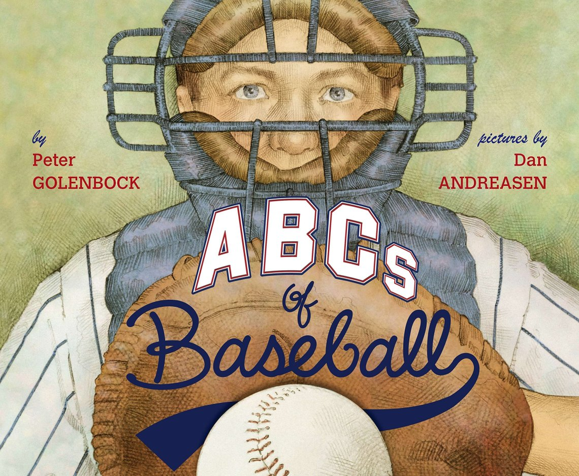 The ABCs of Baseball by Peter Golenbock
