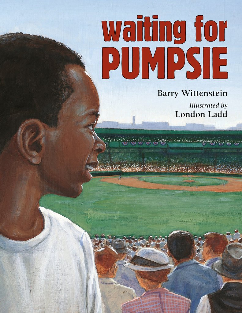 Waiting for Pumpsie by Barry Wittenstein book cover