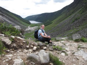 Shelly at Glendalough, Co. Wicklow, Ireland