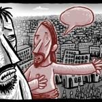 Jesus' Temptation At the Mountain