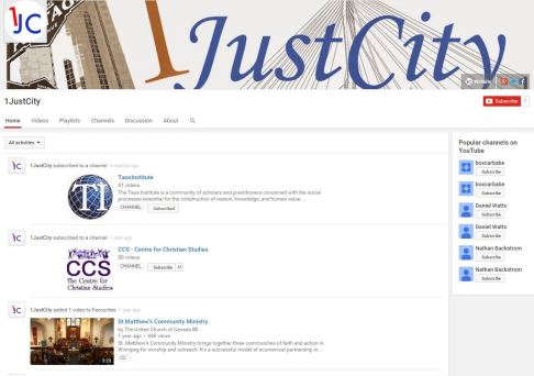 1JustCity (YouTube)