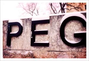the Peg
