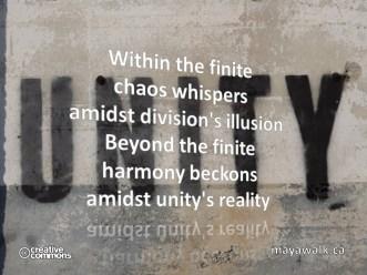 Unity's Reality