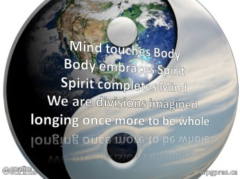 To Be Whole