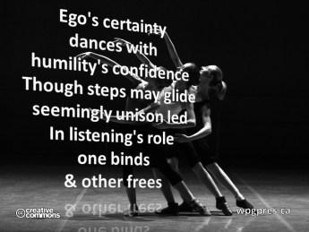 Ego & Confidence Dance