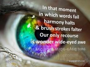 Wonder Wide-Eye