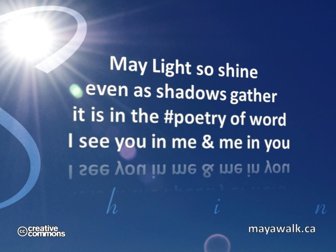 #poetry of word
