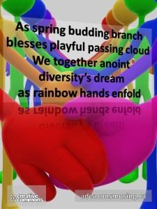 Hands Enfold
