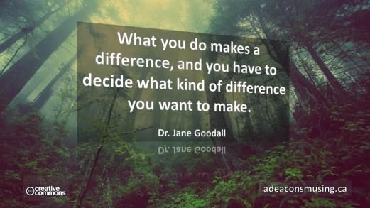 Quote: Jane Goodall