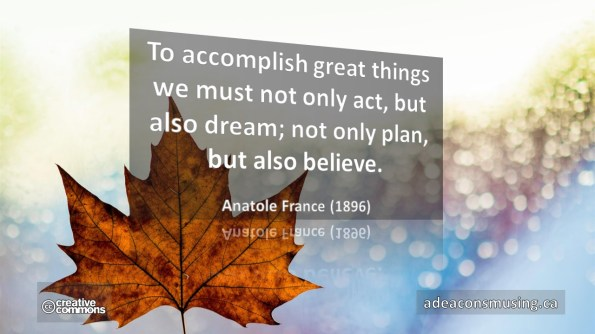 Quote: Anatole France