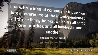 Thomas Merton: Compassion