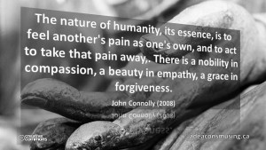John Connolly: Forgiveness
