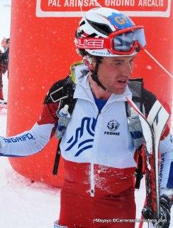 esqui de montaña campeonatos europa skimo 2014 Marc Pinsach 10º absoluto
