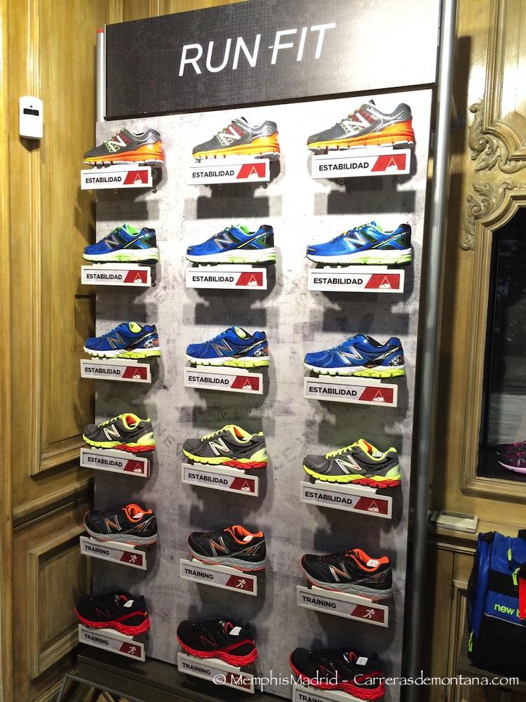 New Balance estrena tienda en Bilbao, Ercilla 25. Zapatillas New Balance, ropa y más. Abre tambien en Oporto.