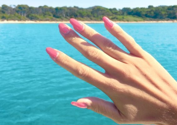 Mon secret pour des ongles longs et forts
