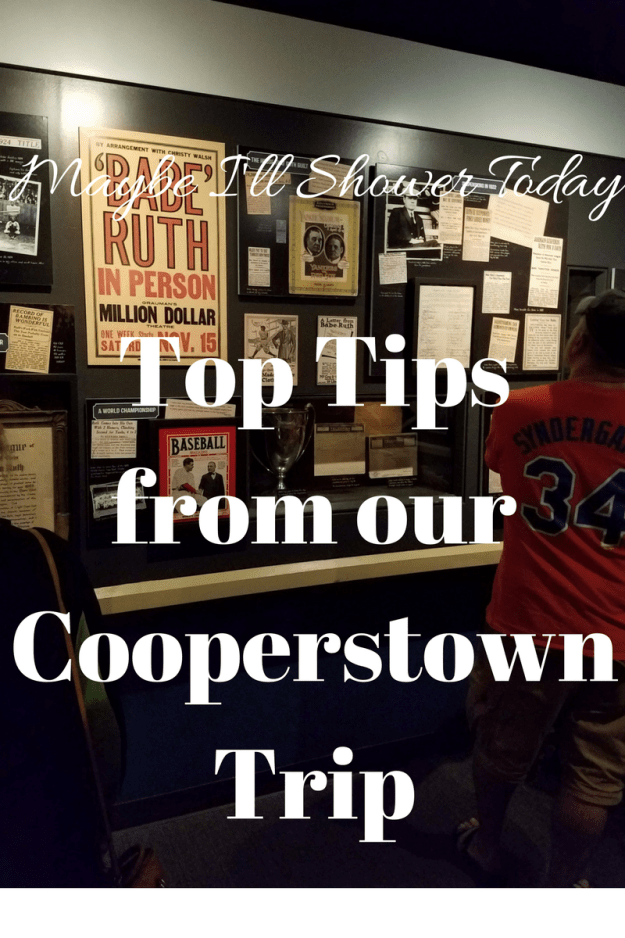 Top Tips from our Cooperstown Trip (2)