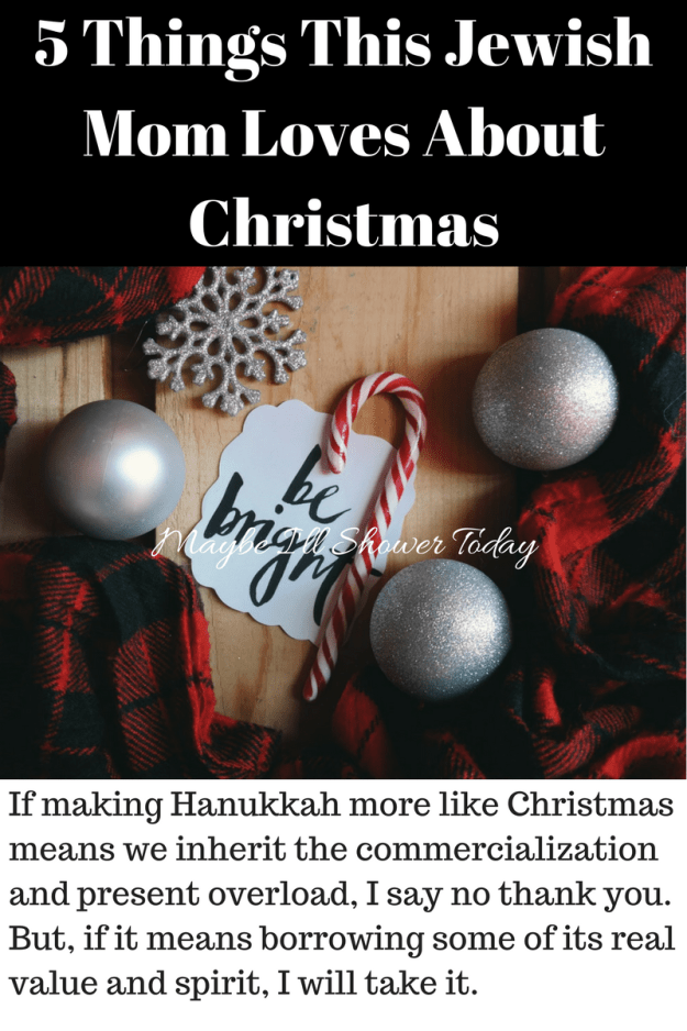 5 things this Jewish mom loves about Christmas