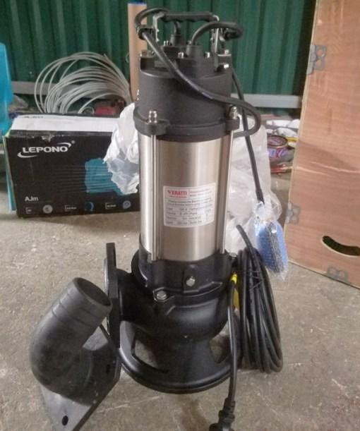 Bơm chìm nước thải Veratti model 40-17-1.5FD