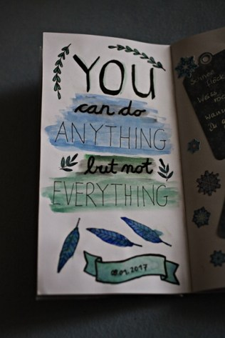 """Quote """"Not Everything"""""""