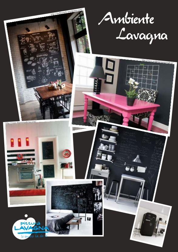 Le pareti come pagine da scrivere  Mayday Casa Blog e
