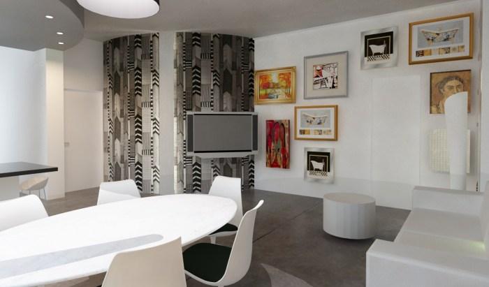 Ridefinire gli spazi progetto con particolare planimetria  Mayday Casa Blog e Progetti