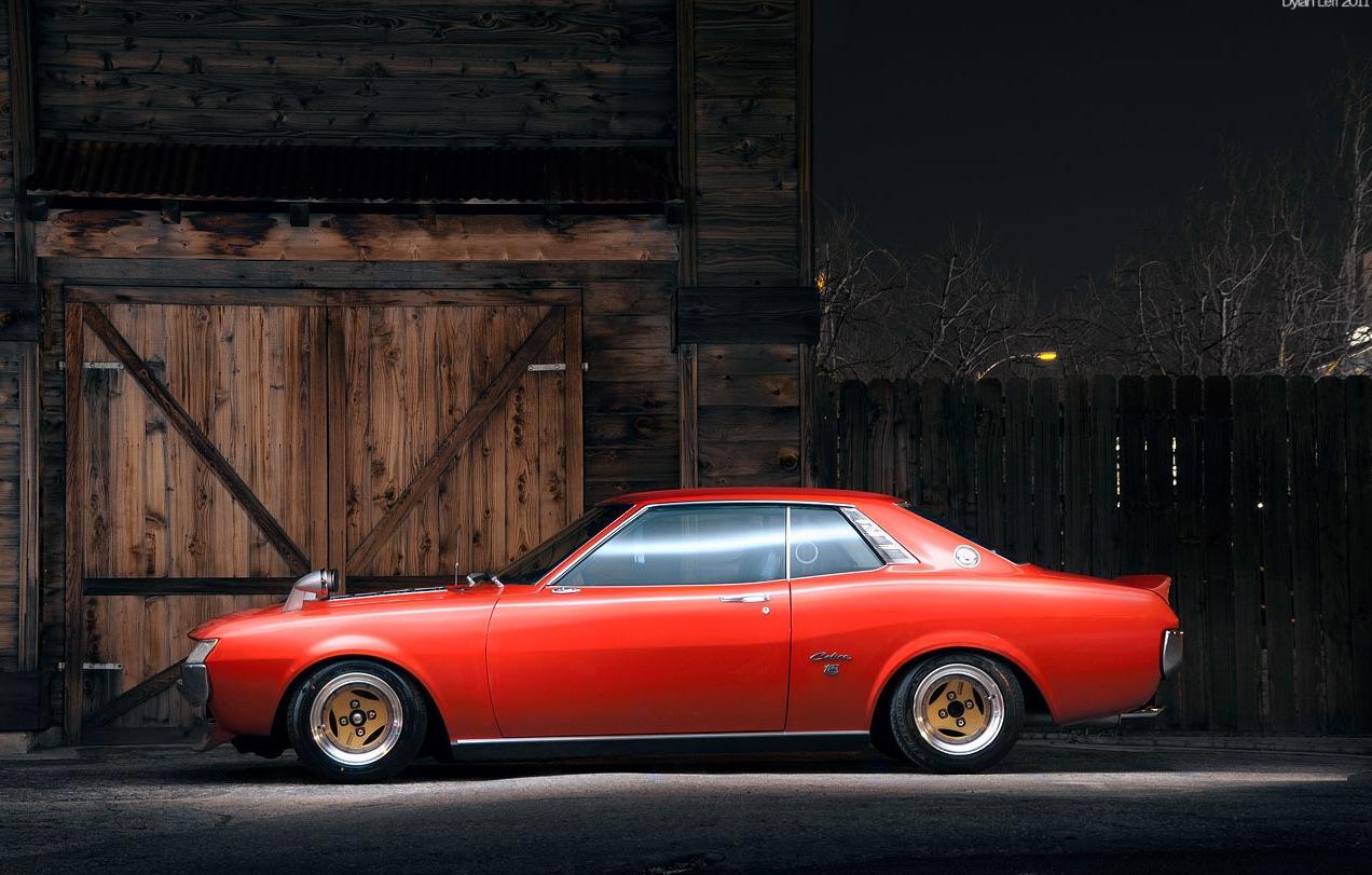 Nostalgic Wednesdays 1970s Toyota Celica Mayday Garage