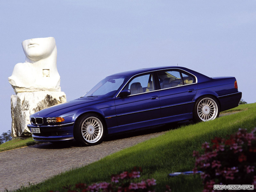 Hellaflush Wallpaper Car Nostalgic Wednesdays Alpina B12 E38 Mayday Garage