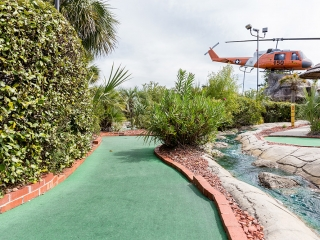north myrtle beach mini golf course