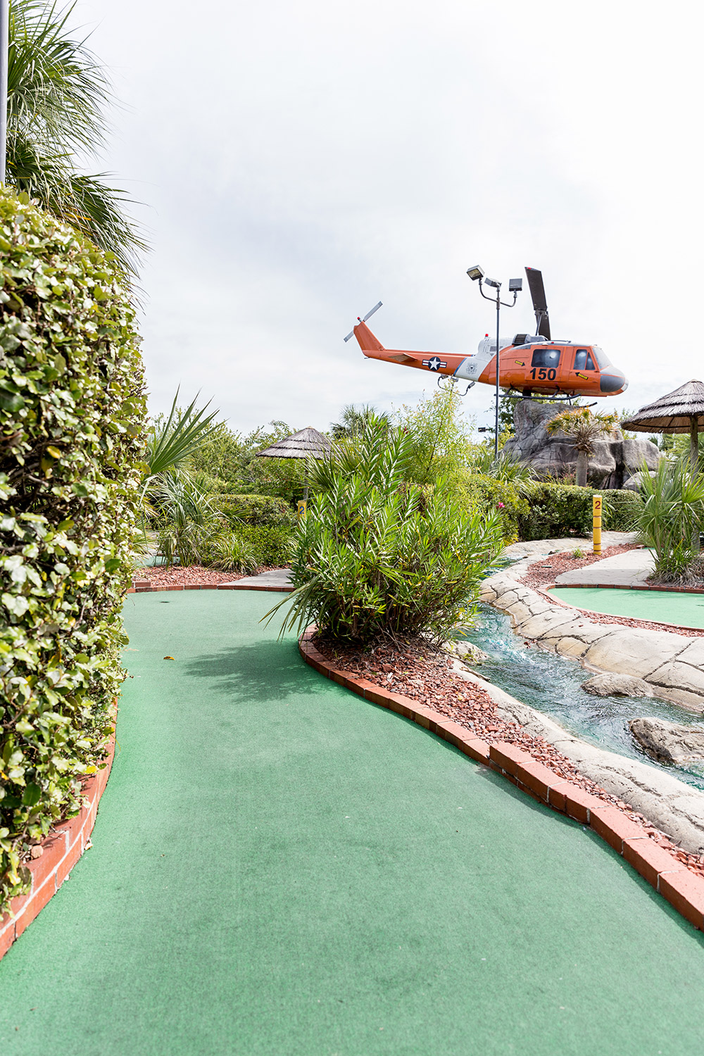 myrtle beach mini golf course in sc