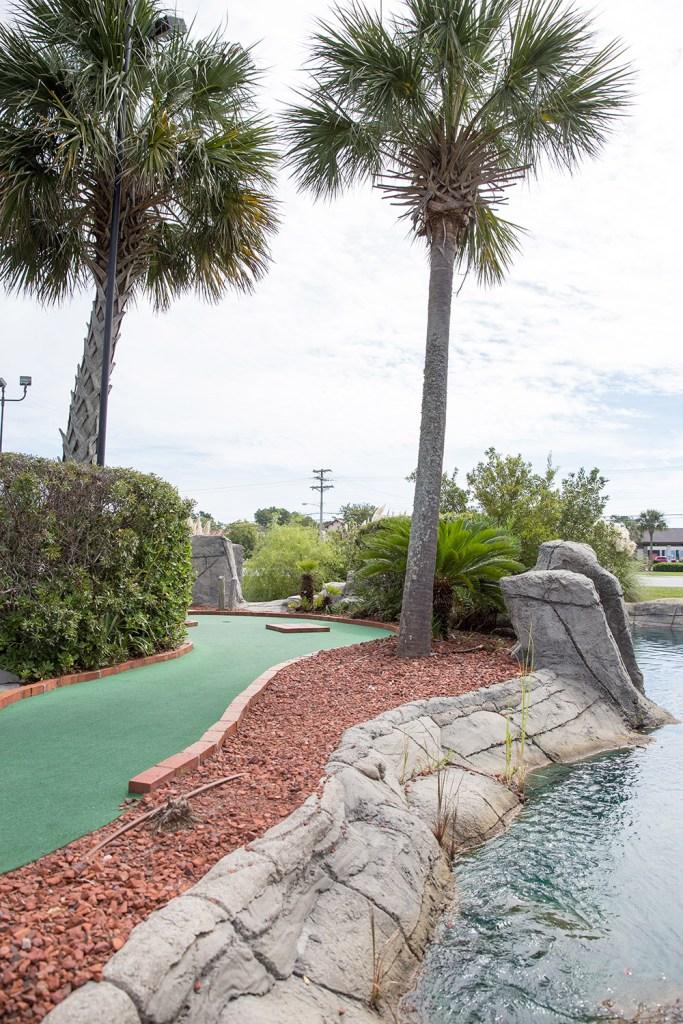 miniature golf in myrtle beach sc