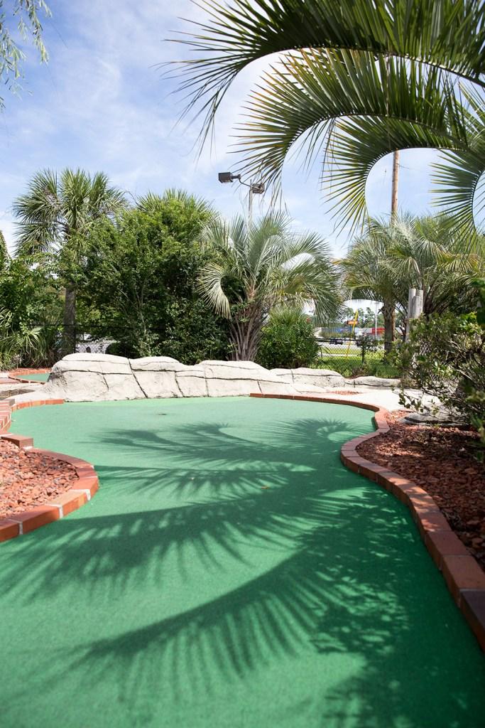 south carolina mini golf course