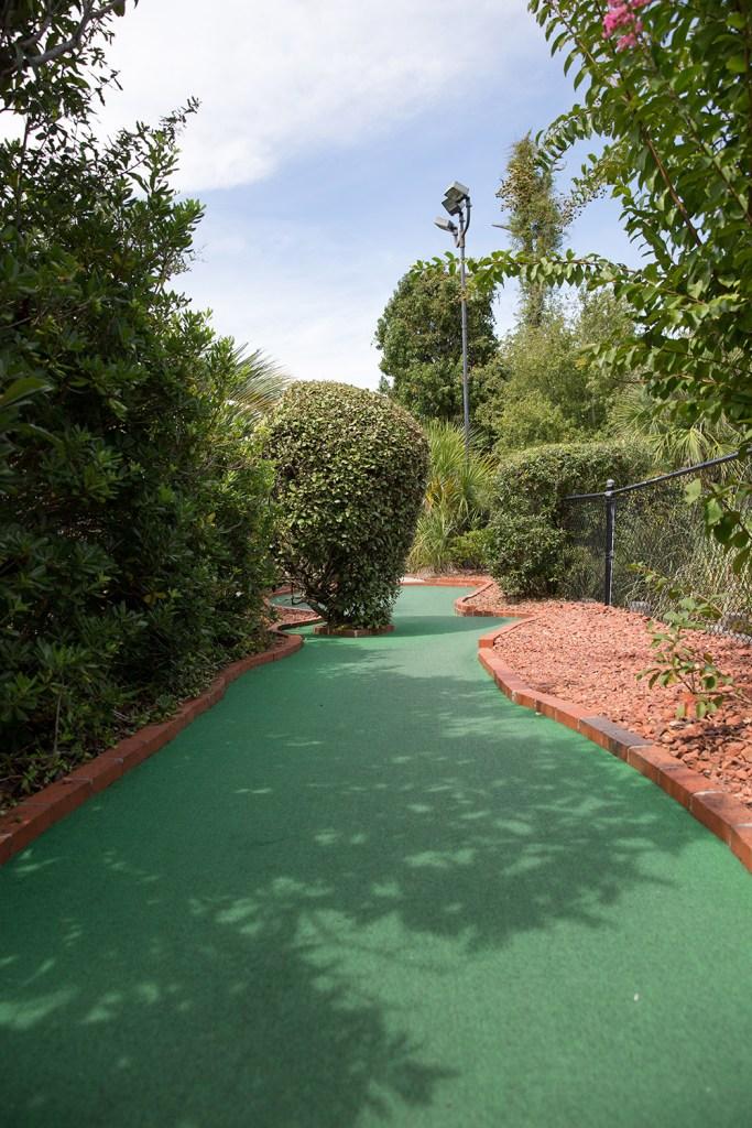 calabash mini golf course in nc