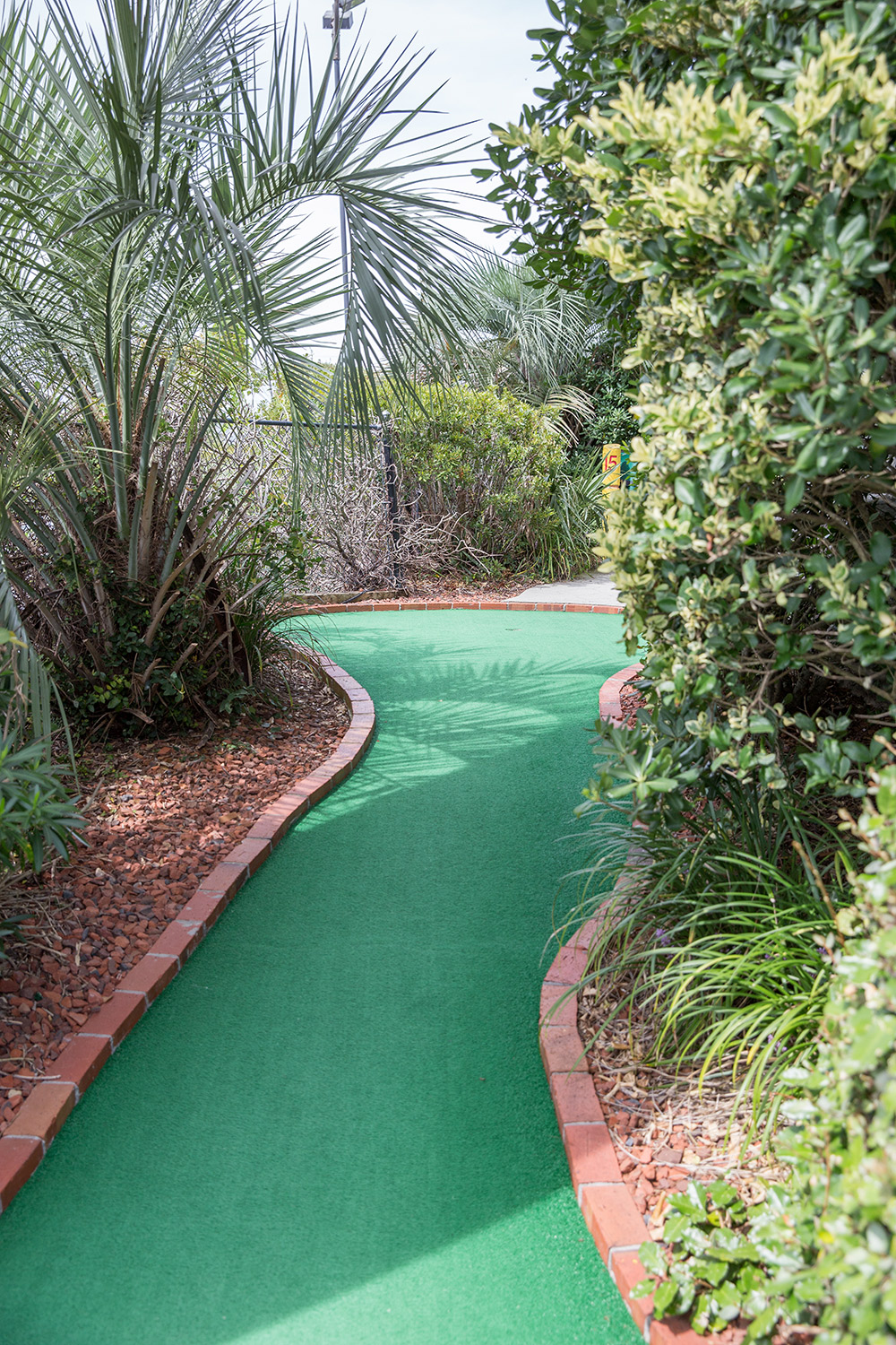 south carolina miniature golf courses