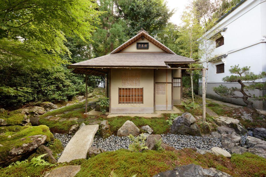 ©2019 Takumi Ota Photography, Yōsuitei, Kyoto, built during the Kan'ei era (1624-1644) of early Edo period (1603-1868), Teahouse for Gotō Kanbei