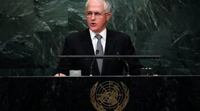 "UN officials warn Australia against imposing ""extreme penalties"" for Journalists"