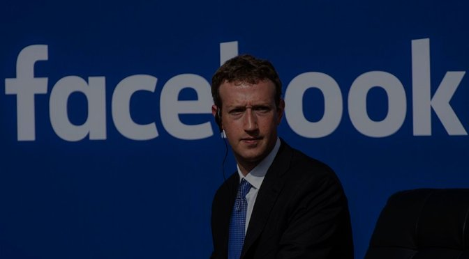 News Corporation's war on Facebook is over control of social media
