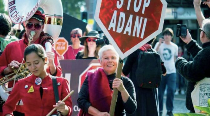 Video: How we stop Adani