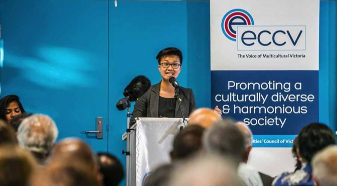 The Ethnic Communities Council of Victoria has petition against racism