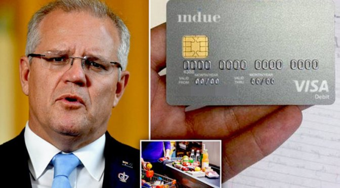 Video: Morrison government intends to force cashless debit card on more people