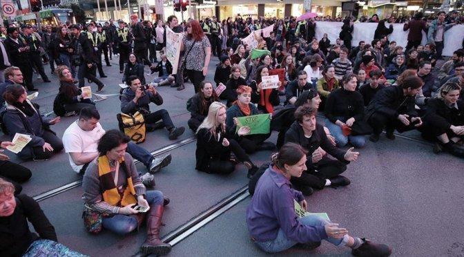 Extinction Rebellion is already making waves in Australia