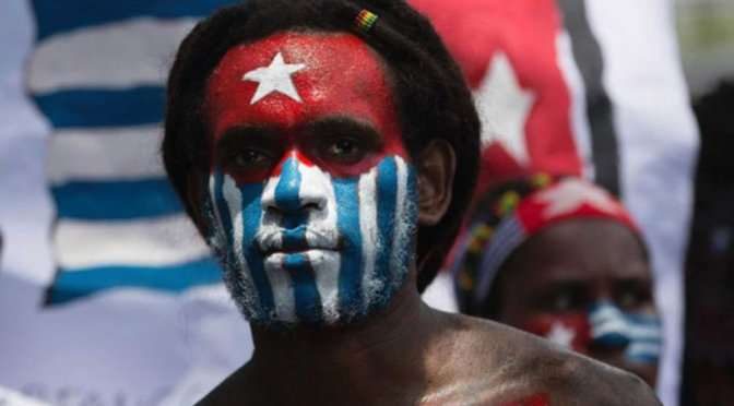 The war in West Papua is real and still going on