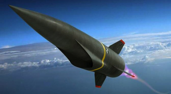 U.S. hypersonic missiles to be tested in Australia