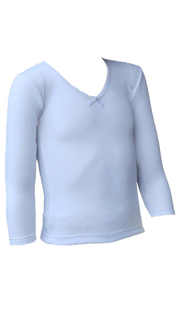 Camiseta térmica de niña
