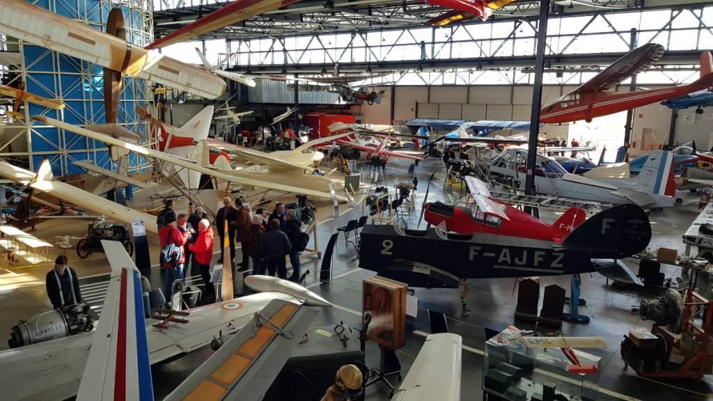 Musée de l'air - Aéroport de Marcé Angers