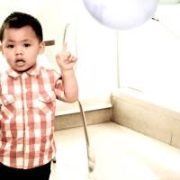 Jollibee Kiddie Party | Josiah turns 2
