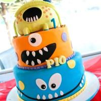 Friday's Fort Bonifacio Monster's Inc Party | Pio turns 1