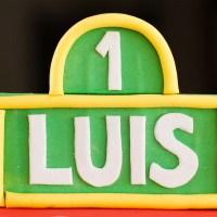 McKinley Hill Sesame Street Party   Luis turns 1