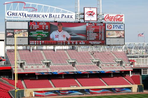 Bank American Great Park 3 Suite 5 Cincinnati Oh Ball
